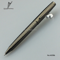 Novelty metal Ballpoint Pen Promotional Hotel Ball Pen Type