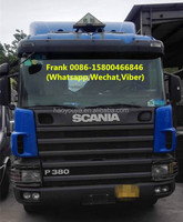 scania tractor head P380