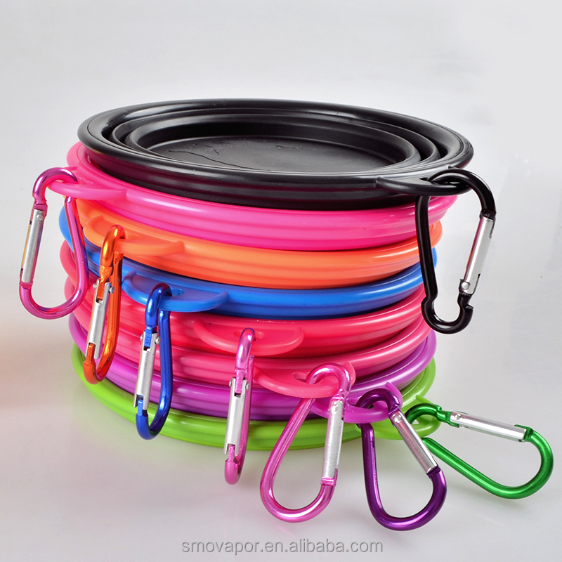China wholesale Round dog bowl rubber ring