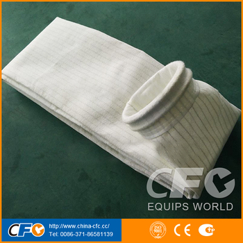 Hot Sale Dust Collector Filter Bags for Steel Mills