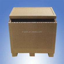 Shenzhen Fumigation Pallet Carton Box,Instead of Impermeable Plastic Pallet Box