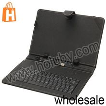 7 inch Leather Case+Keyboard for Tablet PC