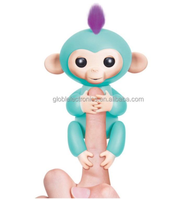 Hot selling fingerlings toys, fingerlings interactive pet baby monkey With Low MOQ