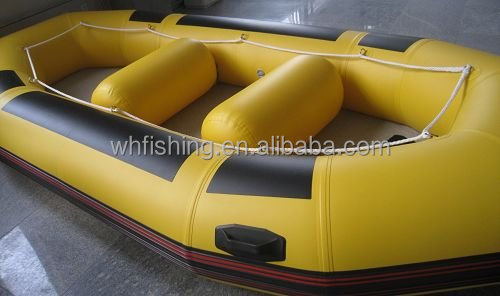 new design inflatable sport boat rigid river rafting boat