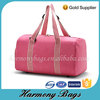 2016 Fashionable women's pink new design travel bag