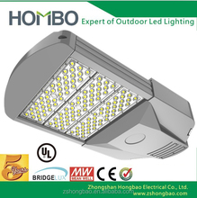 Rigorous manufacturing standards led shoebox light with motion sensor