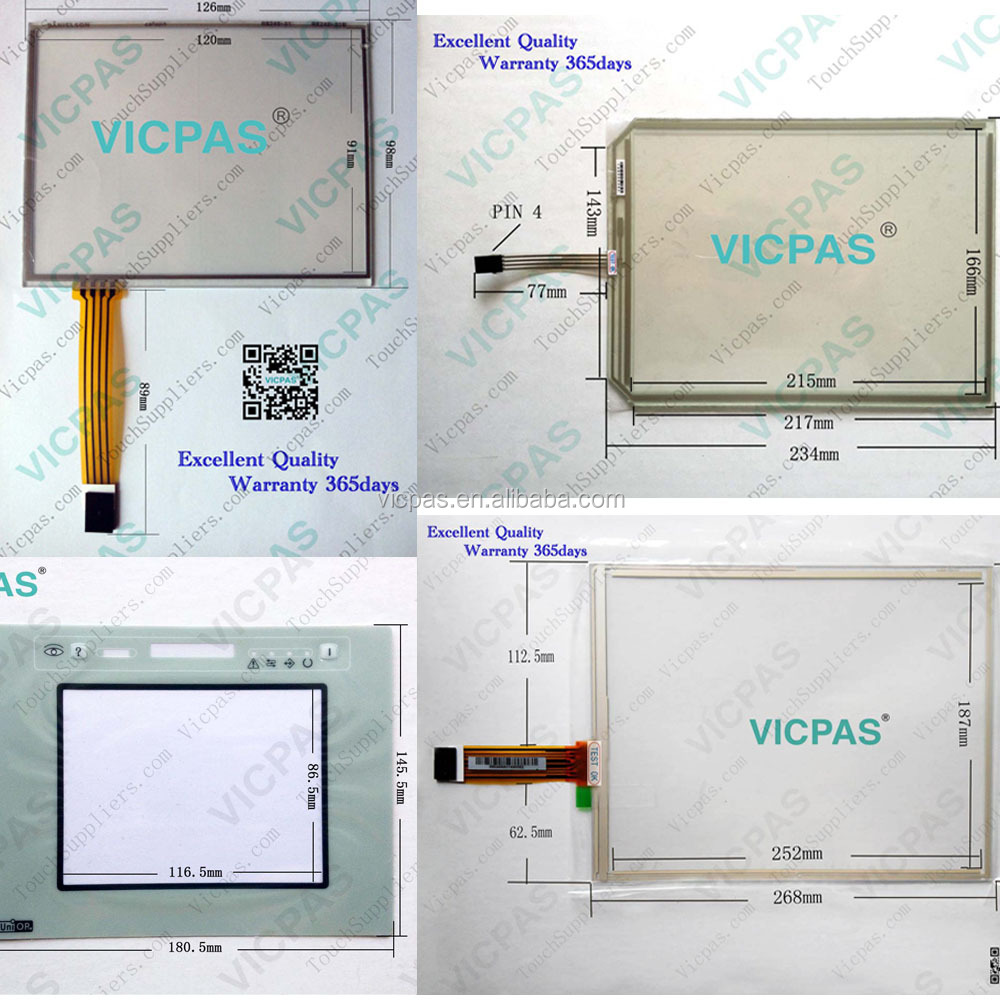 eTOP-IPC 1800P touch screen Panel repair replacement VICPAS146