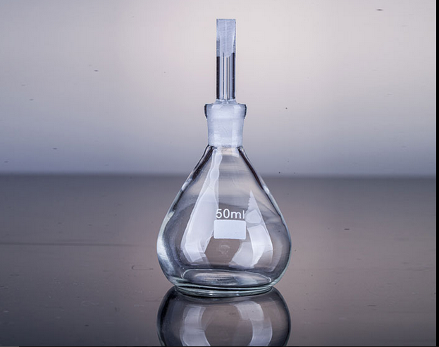 Borosilicate glass SPECIFIC GRAVITY BOTTLE 50ml