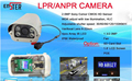 ENSTER newest 2MP License plate backup recoganition IP camera with night vision