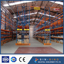 Warehouse rack selective pallet rack for storage