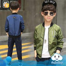 AC-212G latest boys fashion long coats,simple and durable, convenient and practical