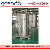 High Vacuum Thermal Insulation Cryogenic Tank