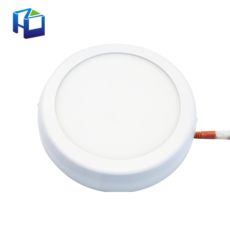 Energy Saving Ip 40 Indoor Use Standard Sizes Surface Round Squre Ultra Slim Led Panel Light Led
