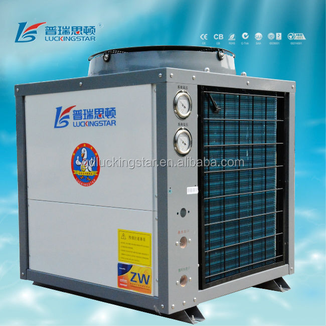 Chinese air source heat pump ,better than solar water heater,geyser for heating and hot water