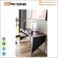 Hot sale Modern wooden top office computer table