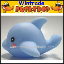 Plastic Dolphin Bath Toy