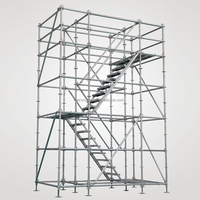 Shandong Qingdao Construction Ringlock Scaffolding System