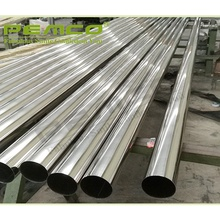 Foshan Wholesale Welded Pipe ASTM 304 <strong>stainless</strong> steel pipe 201