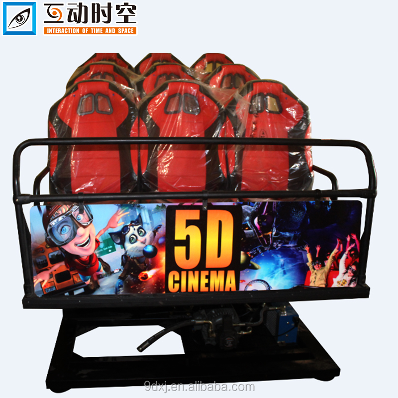 2017 Hot sale!!! Indoor Amusement Equipment Home theater 5D, 7D cinema electrical/hydraulic new immersive sense movies