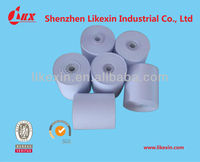 Thermal paper rolls 80x80 with white honeycomb core