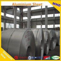 plastic film coated Aluminum sheet hot selling