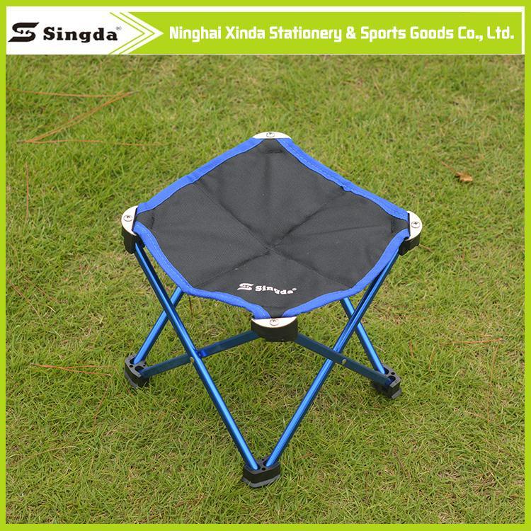 new equipment folding camping fishing hiking chair with aluminium legs