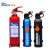 empty fire extinguisher aluminium cylinder/mini empty fire extinguisher/portable mini fire extinguisher
