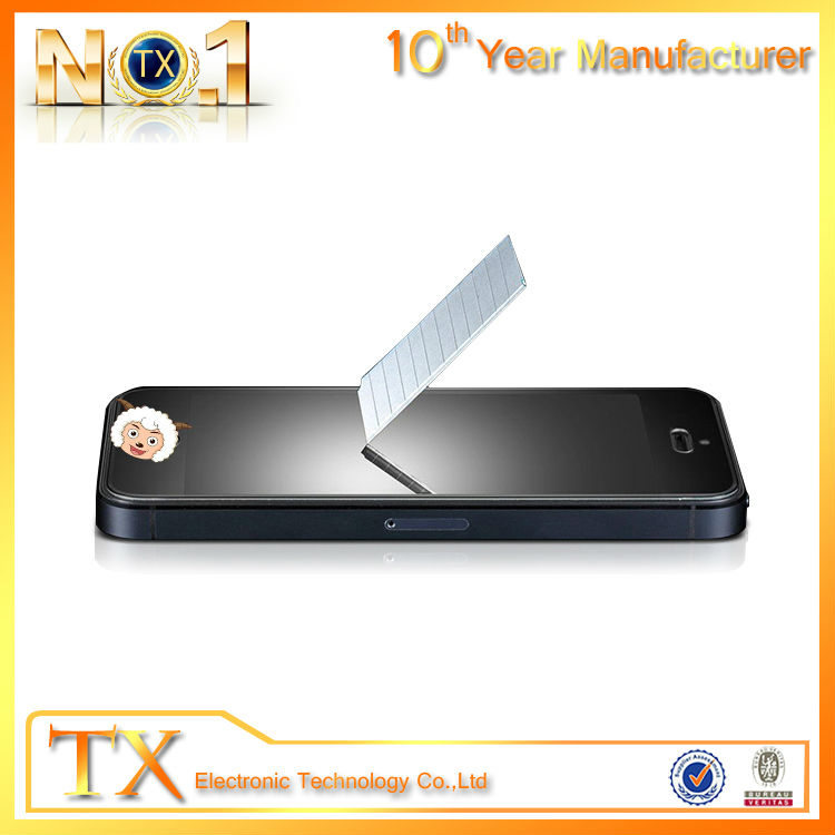 Premiun tempered glass screen protector / matte touch screen protector film