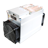 2018 factory price Most Powerful and Effecient Blake 2B Miner Antminer A3 Bitcoin Miner Produce $400 a Day