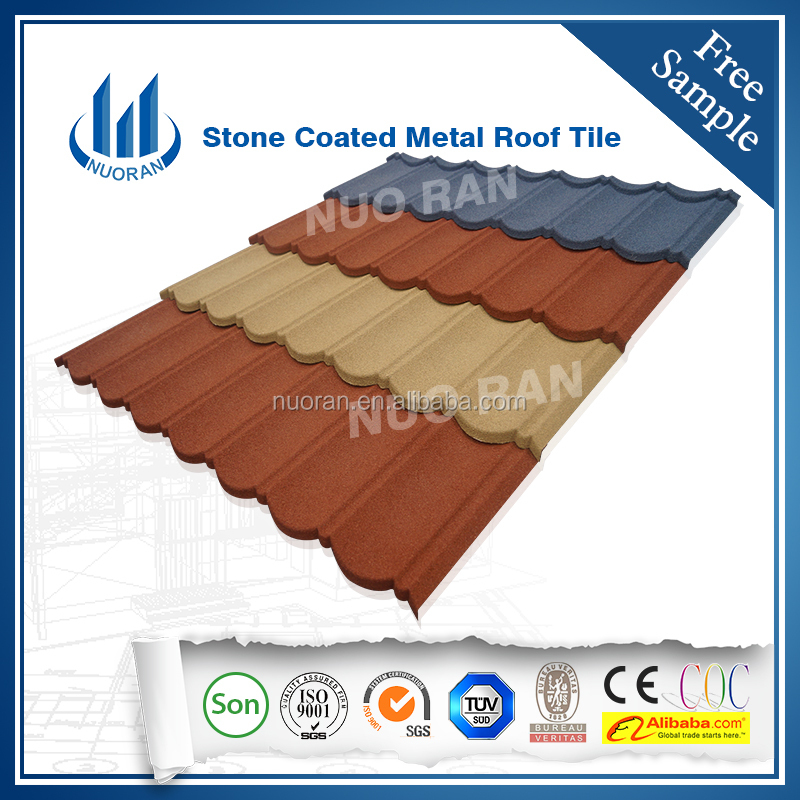 Decorative Metal Roof Shingles Building Materials For