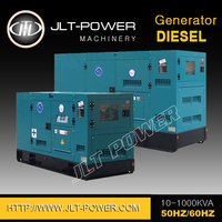 JLT POWER: soundproof diesel generator set