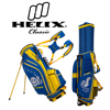 2016 Helix wholesale golf travel bag ,crazy golf head covers ,golf bag with stands