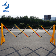 Wholesale Retractable Plastic Road Safety Barrier
