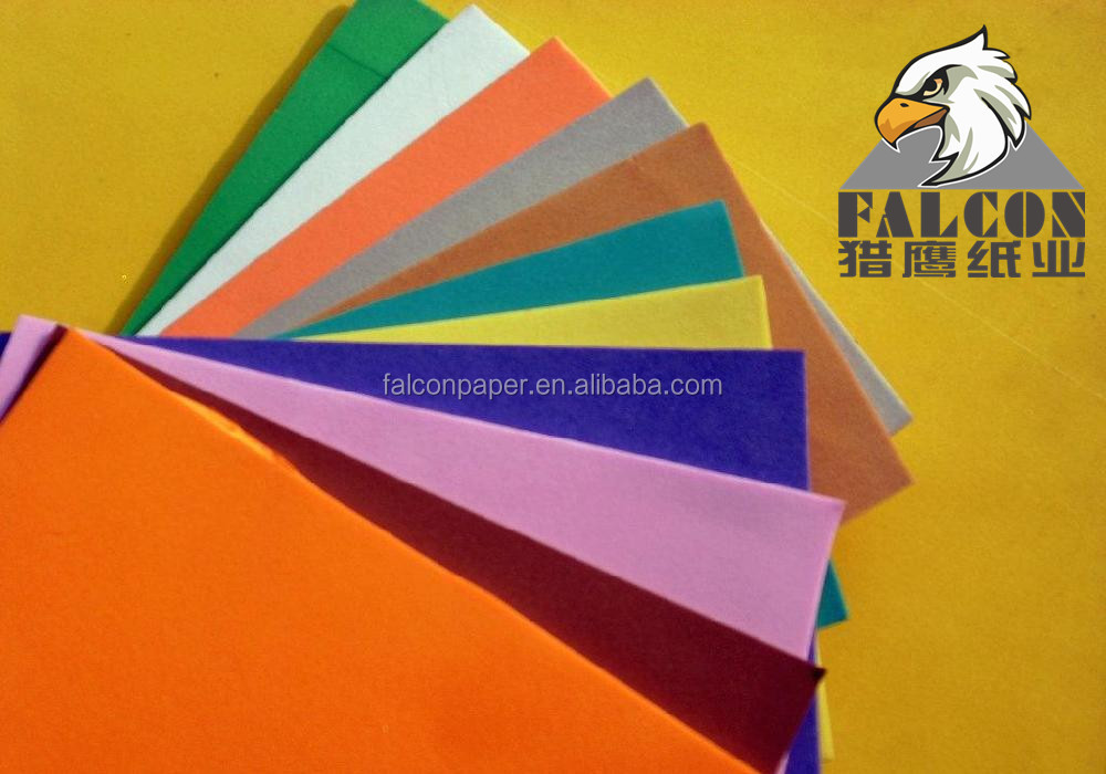hot sale in turkey uncoated recycle dyed color paper chip card board