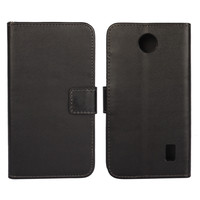 For Huawei Y635 PU Book Stand Promotional Phone Case