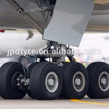 Airplane tyre 1100*300 , Ilyushin IL-76 aircraft tire 1100*300