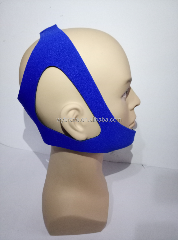 Natural And Most Comfortable Anti Snore Chin Strap Adjustable Anti Snore Jaw Strap Solution For All Your Snoring Issue