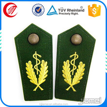 Fashionable Star Military Uniforms Rank Accessories Epaulettes For Sale