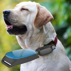 Pet GPS Dog tracker.The HELPER which help you to tracking your love ET20