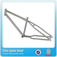2016 hot sale beach cruiser bike fat bike frame TSB-ZJS0901