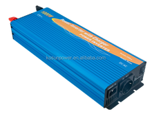 1000w UPS inverter with battery charger factory providing