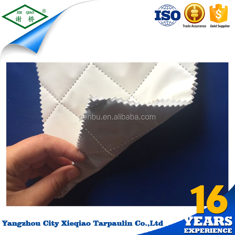 Heavy duty polyester fabric tarps heat resistant canvas tarpaulin