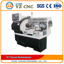 Portable lathe machine cnc CK6125A cnc lathe specification