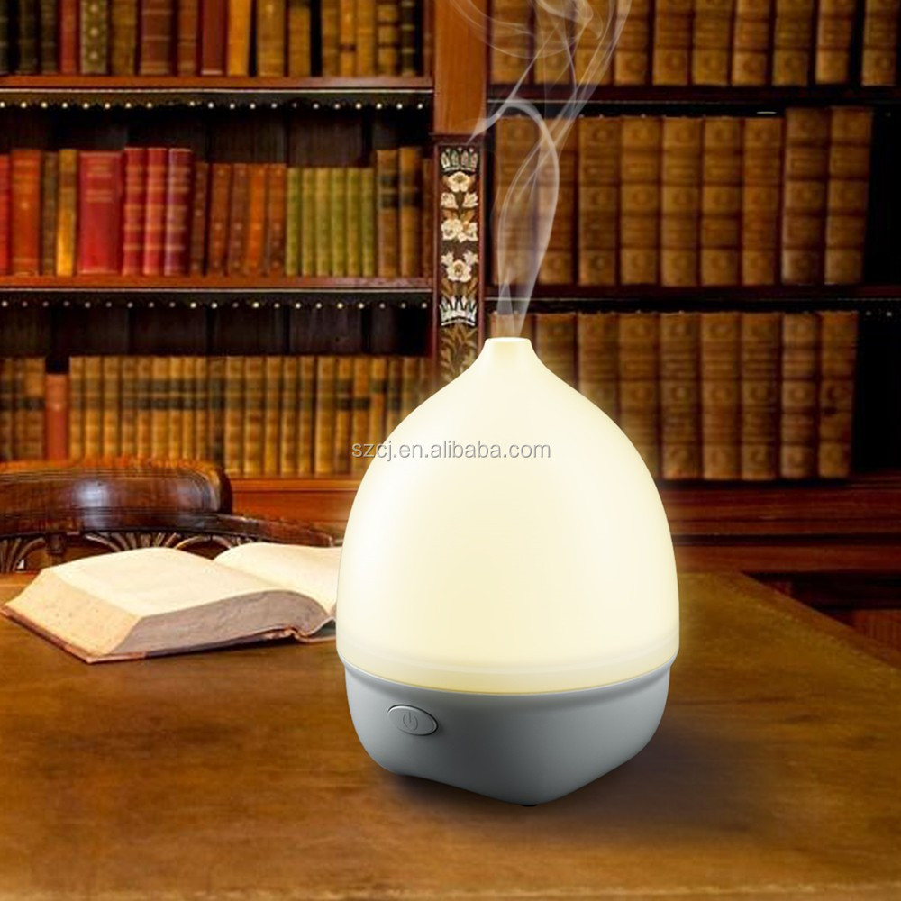 Chaojin 2017 trending small usb aroma essential oil diffuser with 7 colors LED lights