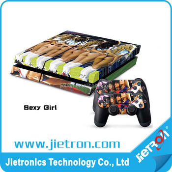 Wholesale price Full cover football style sticker for ps4 playstation4 vinyl decal skin