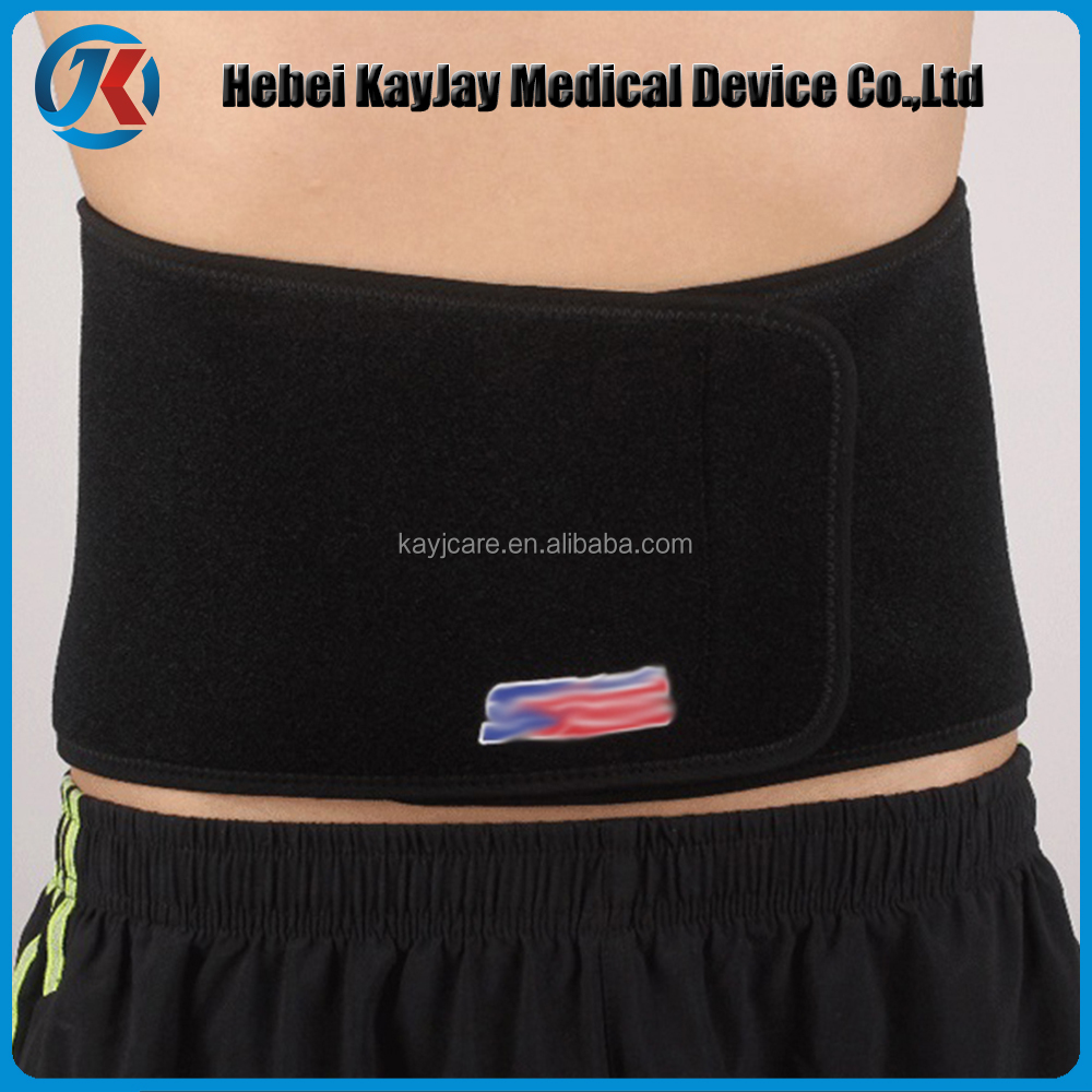 8 springs running basketball sports adjustable waist support belt from china supplier