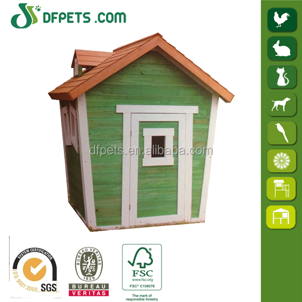 Doll House Wood Toys House DFP021S