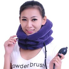 Air Neck Traction/Inflatable Neck Messager