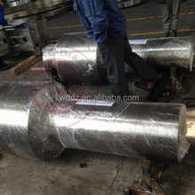 Custom 42crmo4 forged steel shaft/elevator shaft