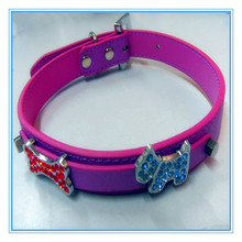 Personalized dog collar and leash for sale